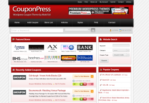 Coupon Press de Premium Press