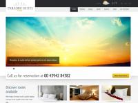 Thème Wordpress Paradise Hotel